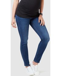 Jeanswest Maternity Skinny Jeans - Blue
