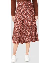 French Connection Skirt - Red