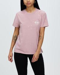 Volcom Lock It Up Tee - Pink