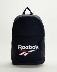 Reebok Classics Foundation Backpack - Blue