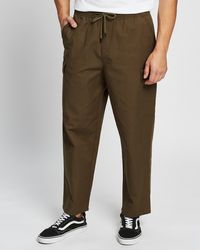 Volcom Loose Trucks Trousers - Green
