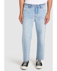 Insight Cannon Chop Jeans - Blue