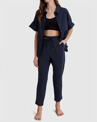 Country Road Summer Lounge Pant - Blue