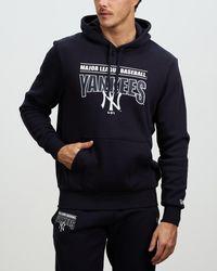 KTZ New York Yankees Hoodie - Blue