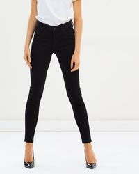 Lee Jeans Mid Vegas Jeans - Black