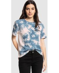 Quiksilver Daily Session T Shirt - Blue