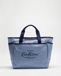 Cath Kidston The Road Trip Tote - Blue