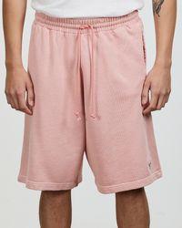 Reebok Classics Natural Dye Shorts - Pink