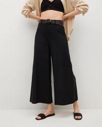 Mng Cel Trousers - Black