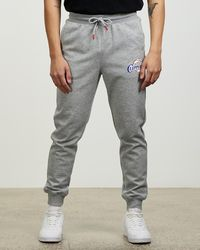 Mitchell & Ness Los Angeles Clippers Hometown Fleece joggers - Grey
