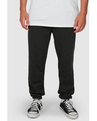 Billabong Balance Pant Cuffed Trousers - Black