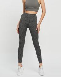 All Fenix Python 7 8 leggings - Grey