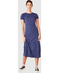 Cotton On Mackayla Mini Dress - Blue