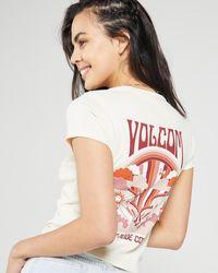 Volcom Harley & J Tee - Grey