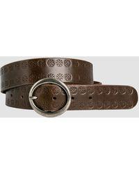 Loop Leather Co Flower Drum - Brown