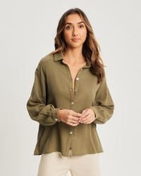 The Fated Tori Relaxed Shirt - Multicolour