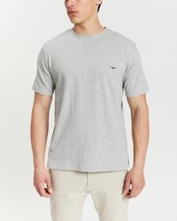 R.M.Williams Parson T Shirt - Grey