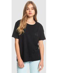 Quiksilver Standard Organic T Shirt - Black