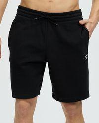 Reebok Performance Fleece Shorts - Black