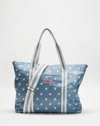 Cath Kidston Core Tote Nappy Bag - Blue