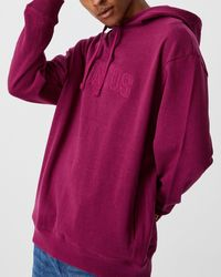 Cotton On Nrl Mens Embroidered Hoodie - Multicolour