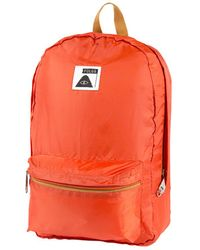 Poler - Stuffable Pack Bag Orange - Lyst