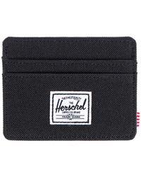 Herschel Supply Co. - Charlie Wallet Black - Lyst