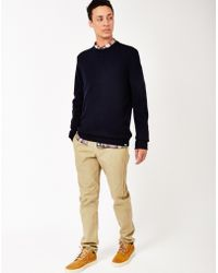 Dickies - Shaftsburg Jumper Navy - Lyst