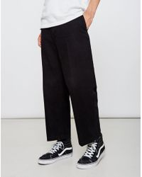 Soulland - Marchionne Workwear Trousers Black - Lyst