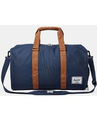 Herschel Supply Co. - Novel Weekend Bag Navy - Lyst