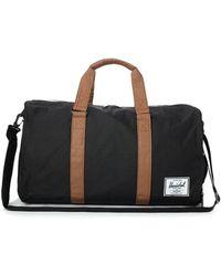 Herschel Supply Co. - Novel Weekend Bag Black - Lyst