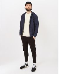 The Idle Man - Cargo Joggers Black - Lyst
