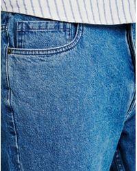ADPT - Skinny Jean Blue - Lyst