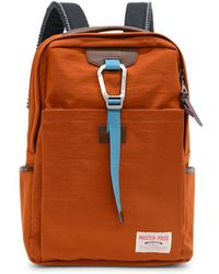 Master Piece | Link Backpack Tan | Lyst