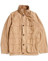 Barbour - Crole Jacket Stone - Lyst