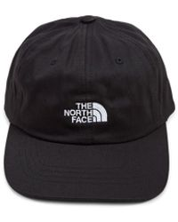 The North Face - The Norm Hat Black - Black - Lyst