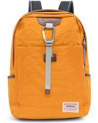 Master Piece - Link Backpack Yellow - Lyst