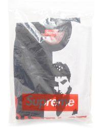 Supreme - X Scarface 2017 Sweater Black & White - Lyst