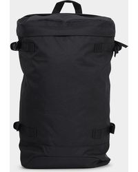 The Idle Man - Top Loading Backpack Black - Lyst