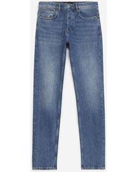 The Kooples Jeans verwaschen blau Slim-Fit