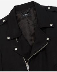 The Kooples Black Jacket With Zips