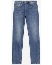 The Kooples Slim-fit Faded Blue Jeans