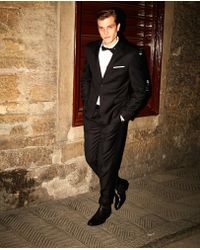 The Kooples - Super 100's Suit Trousers - Lyst