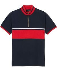 The Kooples Polo-style Jumper - Blauw
