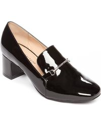 The Limited - Nayah Heeled Loafers - Lyst