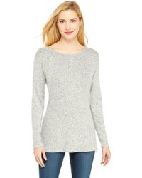 The Limited - Cozy Cross Back Pullover - Lyst