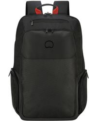 Delsey Parvis Plus Backpack 17.3 - Black