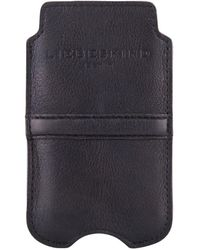 Liebeskind Berlin Double Dyed Iphone 4 Cover Zwart - Black