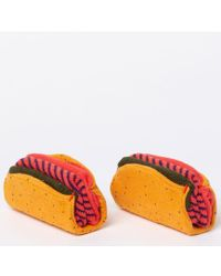 Doiy. Taco Socks - Orange