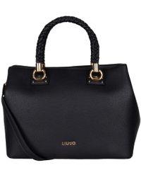 Liu Jo Manhattan Boston Bag - Black